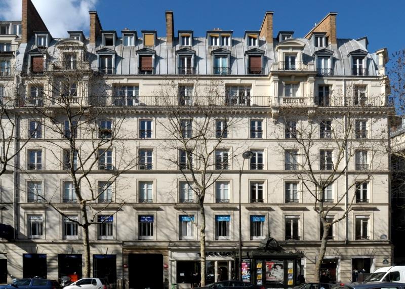 PARIS BUREAUX Tronchet